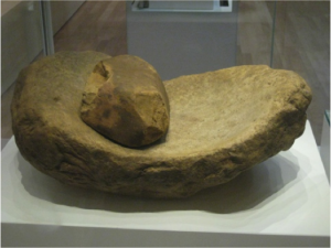 Quern Stone Alt Text