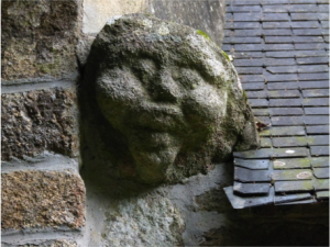 St Gildas chapel detail